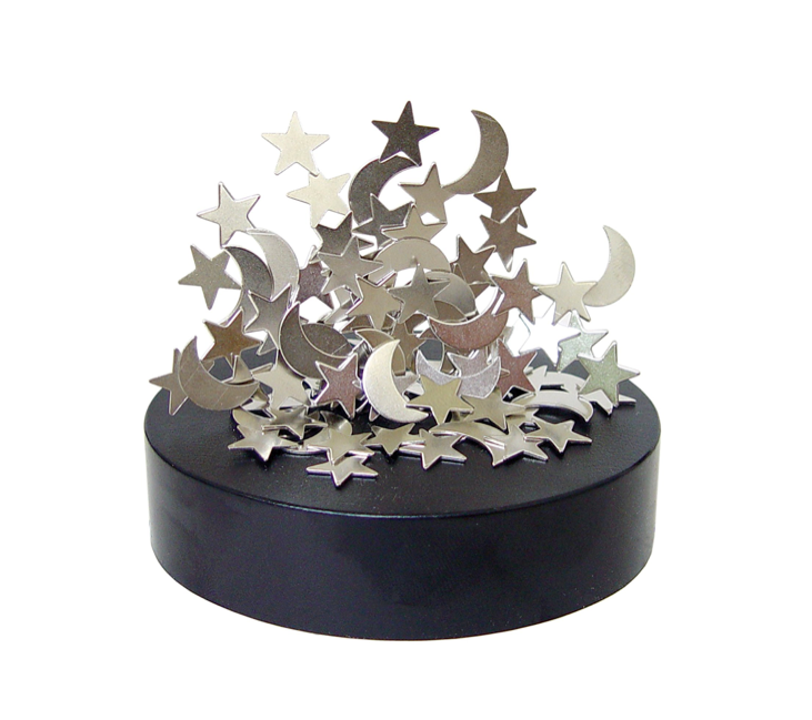 An out-of-this-world magnet sculpture set 🌙