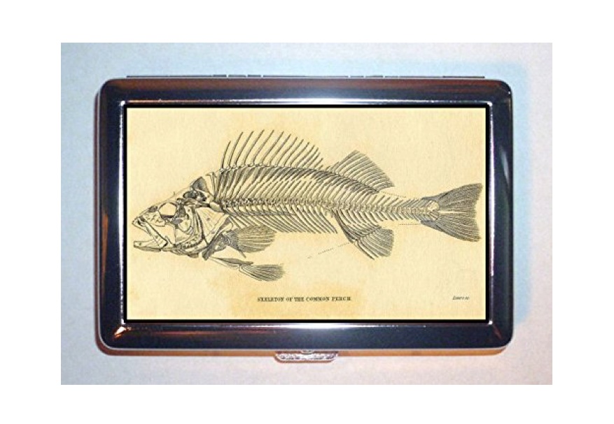 This fish skeleton case for all your freshly rolledsmokeables🐟