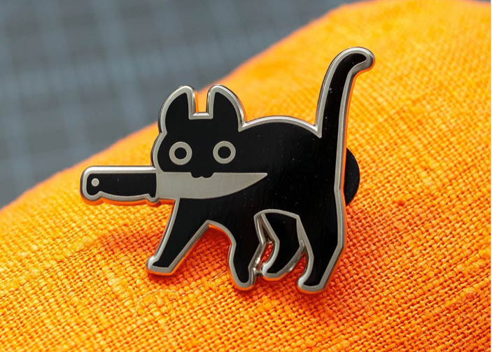 25 ENAMEL PINS THAT ARE WEIRD AF