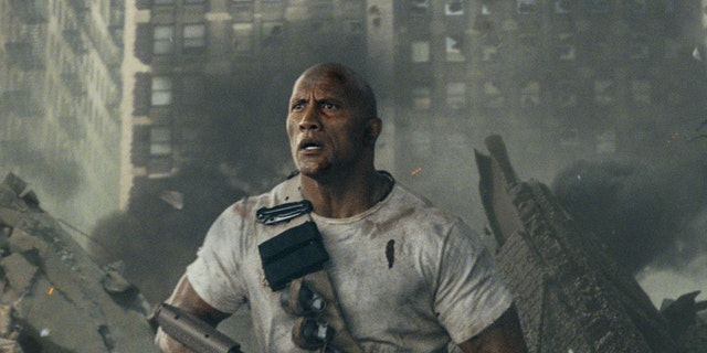 We Have Questions About The Rock's Latest Movie