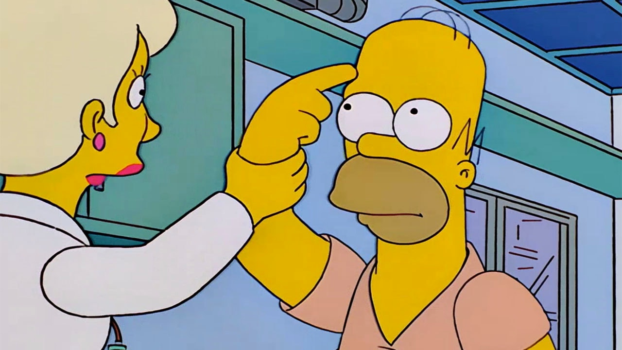 This Simpsons Fan Theory Changes Everything You Think You Know About the Show