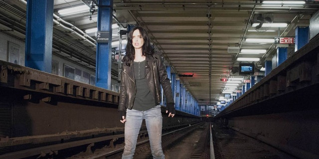 We Need to Talk About Jessica Jones' Jeans