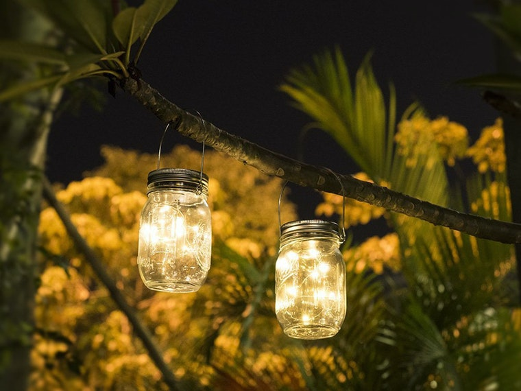 Use these magical fairy lights to brighten any space