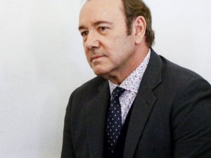 Kevin Spacey Appears in Court for Hearing in Groping Case