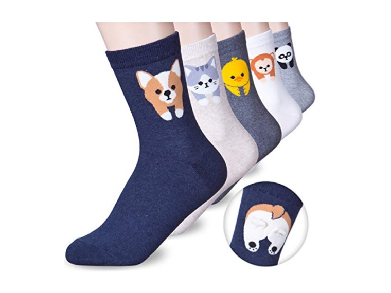 These cuties that'll keep your toes warm and toasty👣