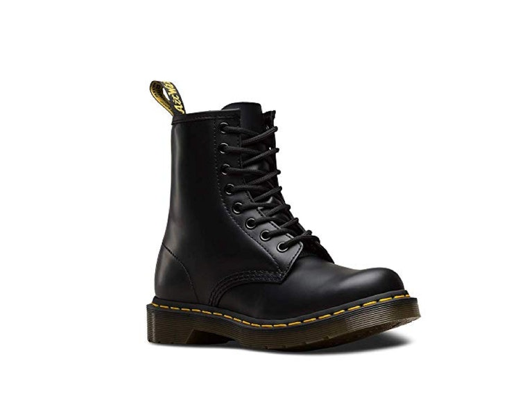 These Doc Martin boots that were made for stompin'