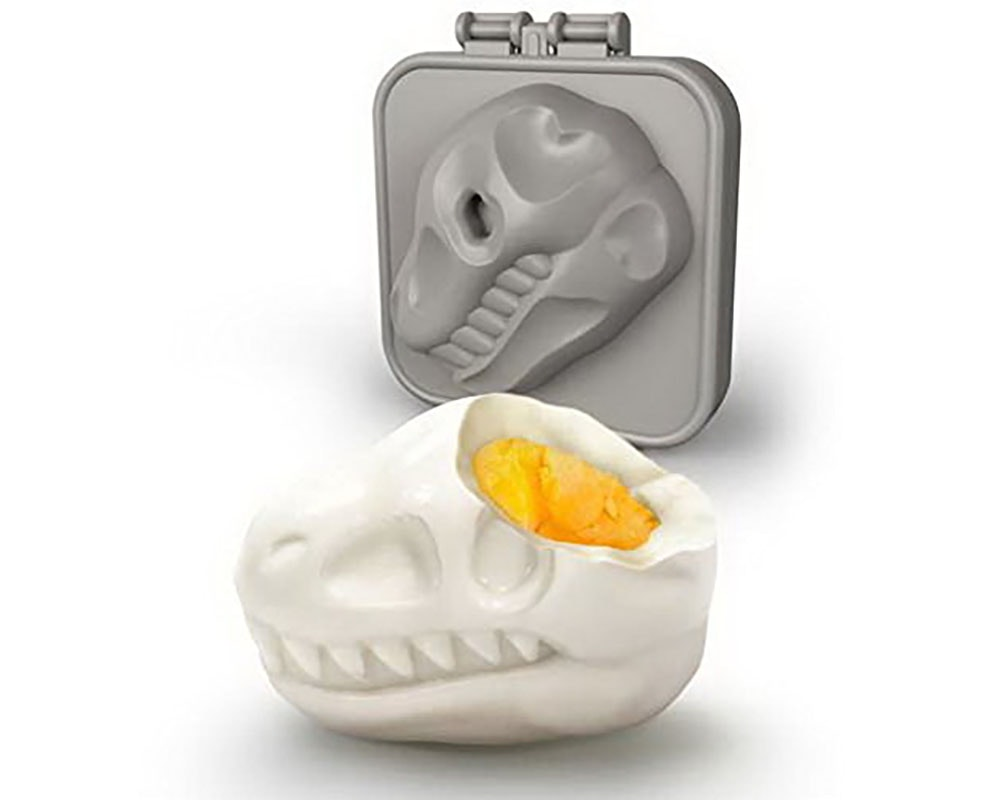 This genius device that turns eggs into dinosaurs