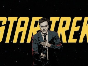 Quentin Tarantino's 'Star Trek' Movie Will Be R-Rated — 'If I Do It'