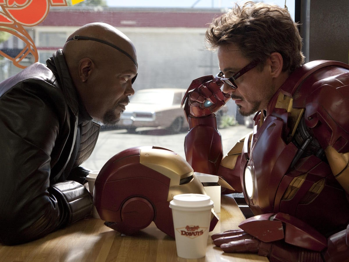 The Most Ridiculously Epic Marvel Movie Fight Scenes