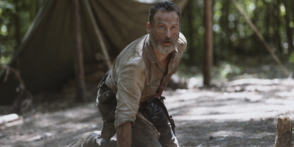 The Walking Dead's Andrew Lincoln Is Trending and the Internet Is Freaking Out