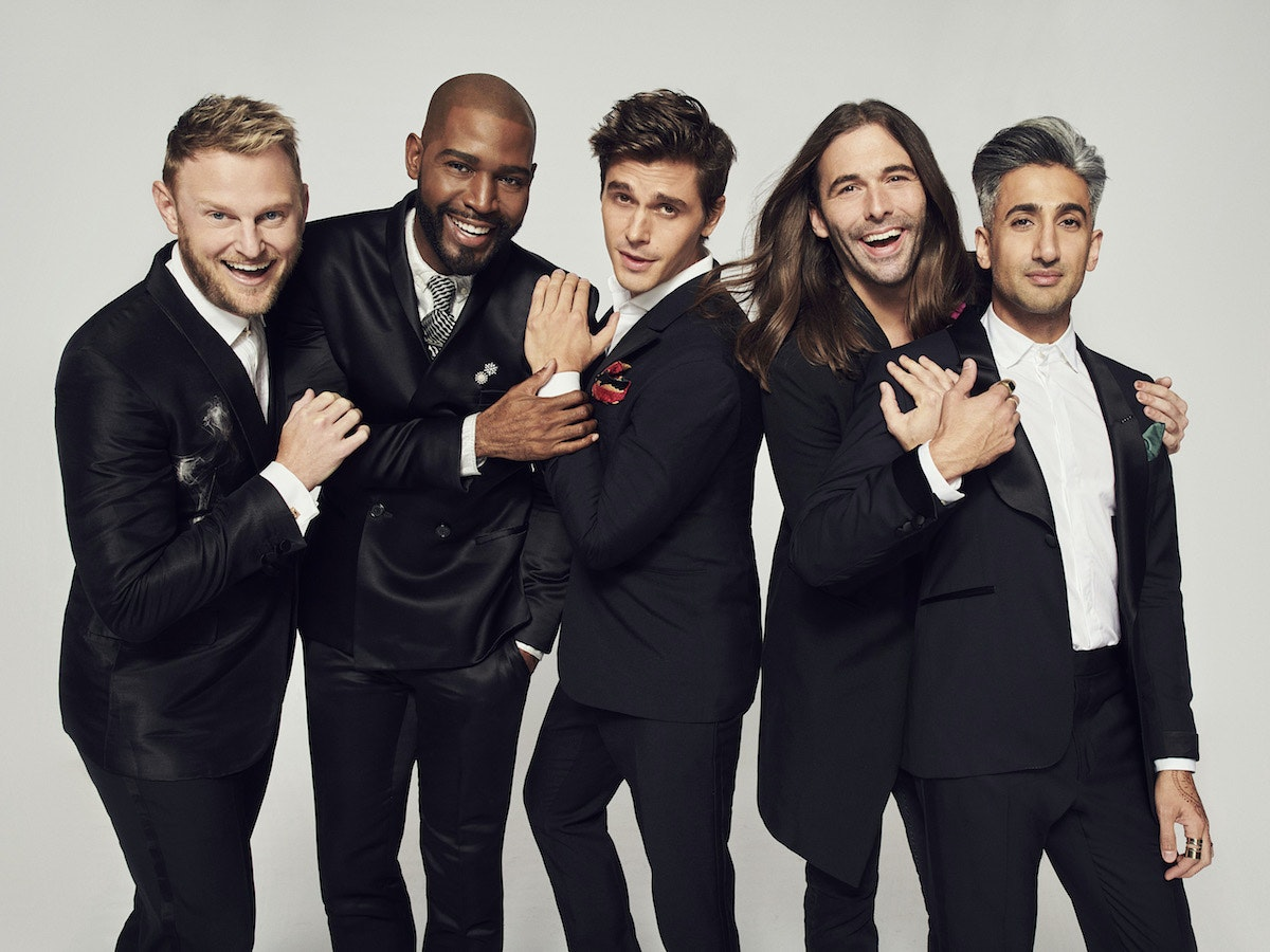 Which Member of the Queer Eye Fab Five Are You?