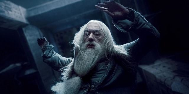 Harry Potter Fan Theory: Dumbledore Is Death! 💀