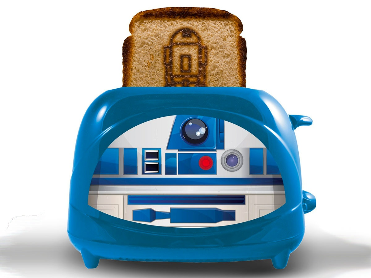 ThisR2-D2 toaster