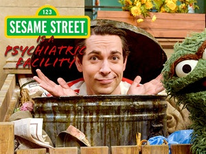 Fan Theory: 'Sesame Street' is a Psychiatric Facility