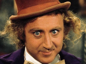 What Is Willy Wonka Hiding Under That Hat?