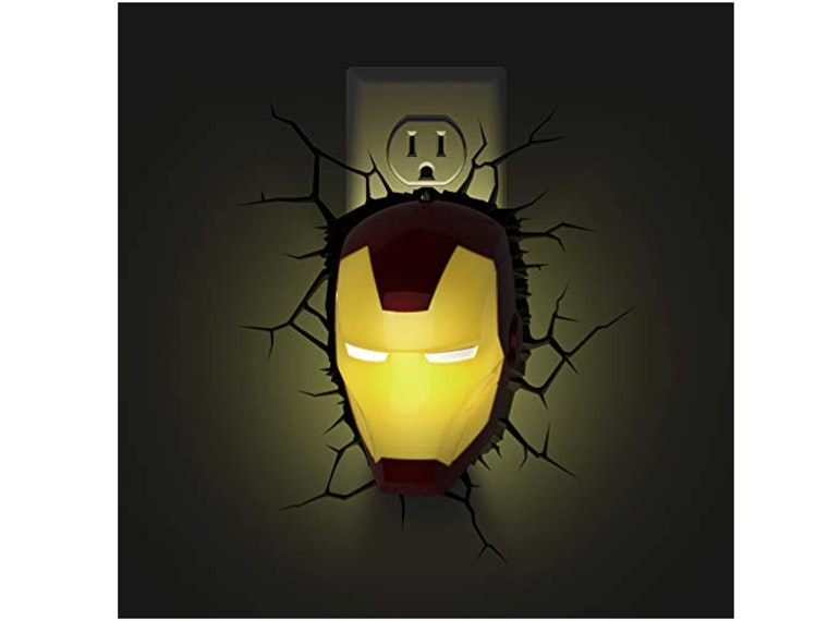 This truly heroic night light