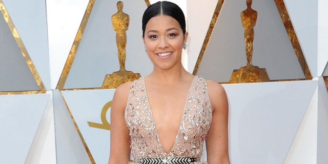 Gina Rodriguez Celebrates Her 34th Birthday! Upvote Her Best Red Carpet Looks