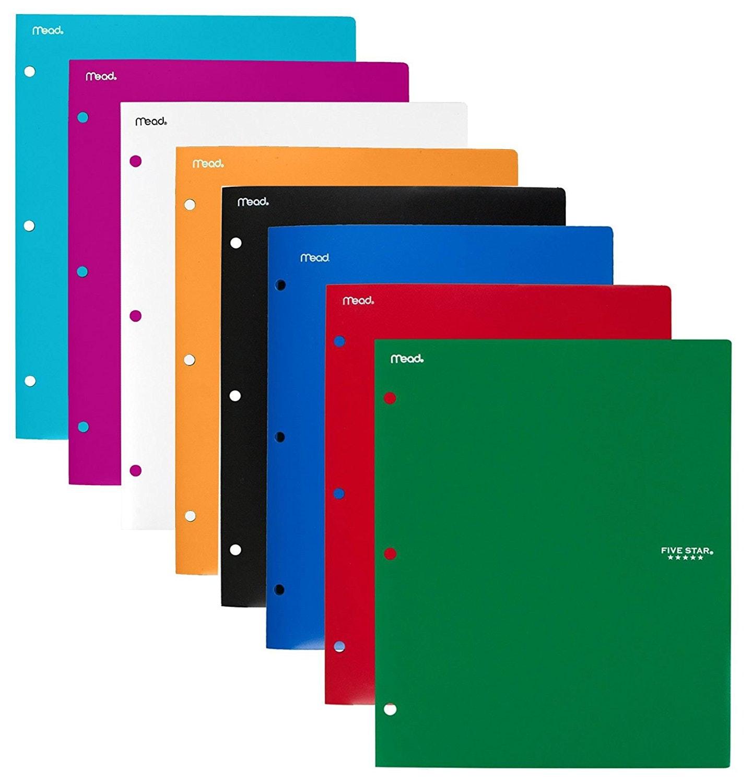 These fabulous folders