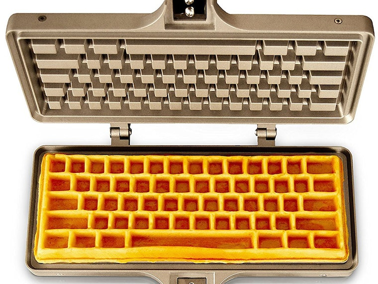 The only keyboard you should pour syrup on⌨️