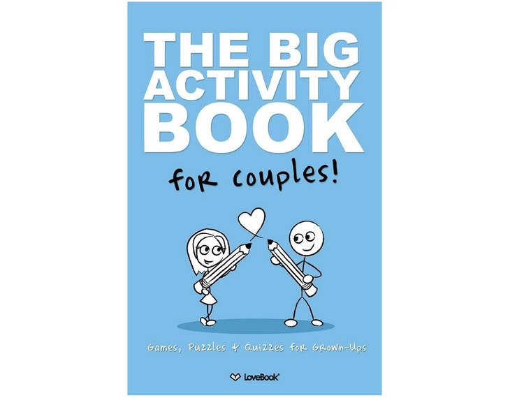 A book for bonding