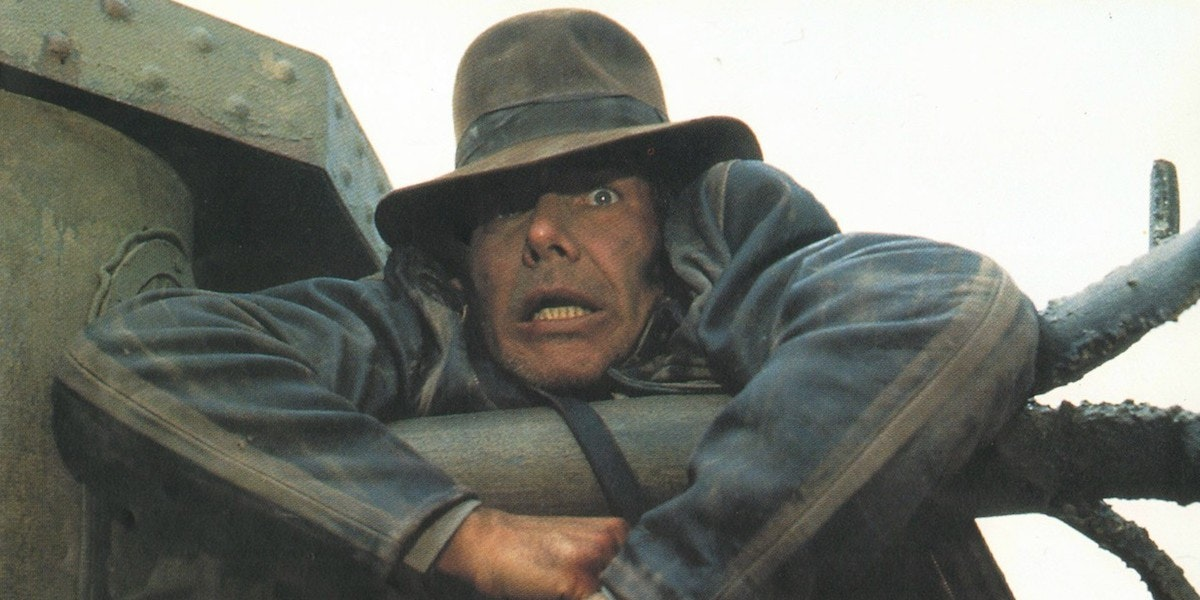 Indiana Jones Fan Theory: Indy Is Immortal and the Nazis Can Just Deal With It
