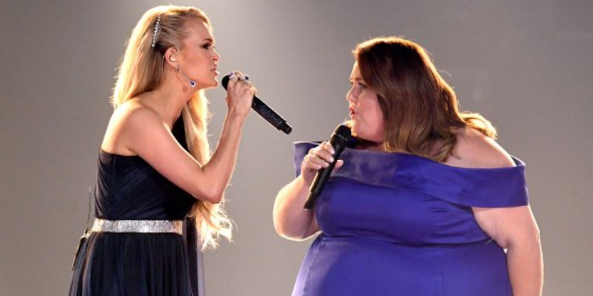 People Can't Stop Talking About Chrissy Metz's Performance at the ACM Awards