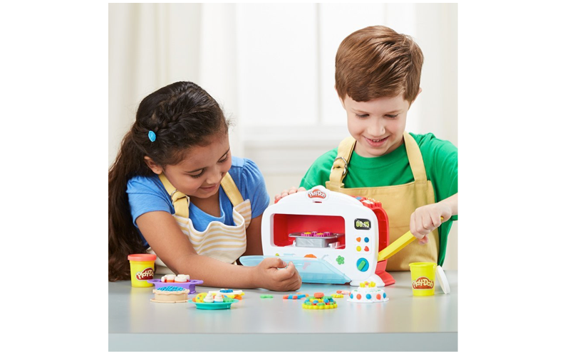 This playset for making the most fantastic looking Play Doh food