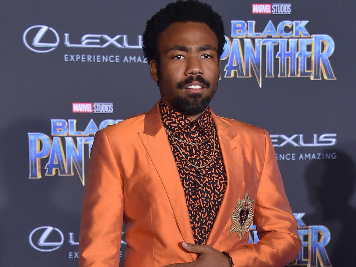 Donald Glover's New Lando Action Figure Is Fine as Hell