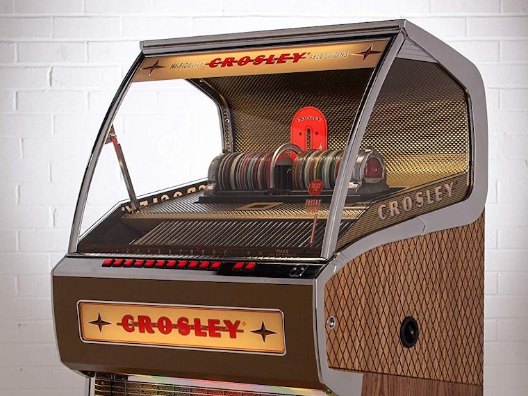 This massive jukebox for people who don't want to get rid of their CDs