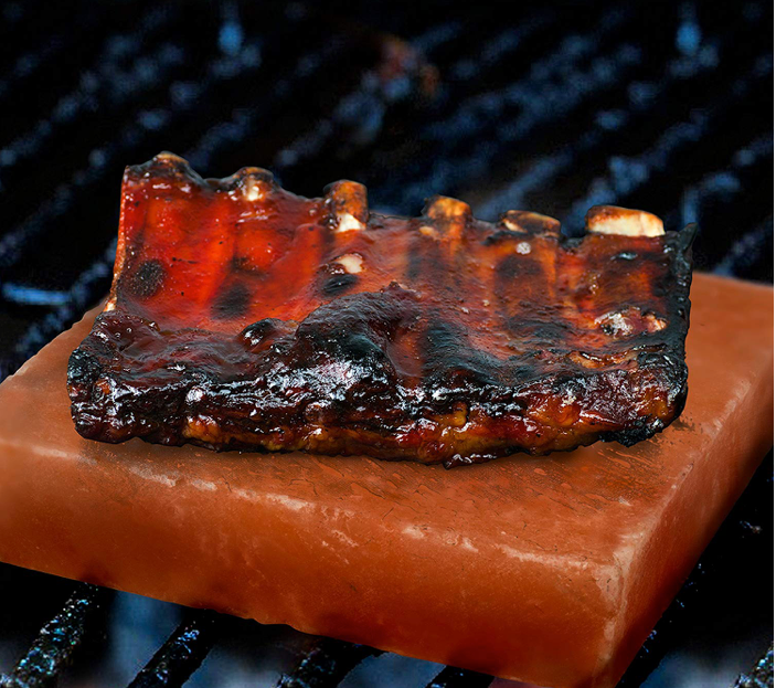 This grilling slab that adds flavor to your meat