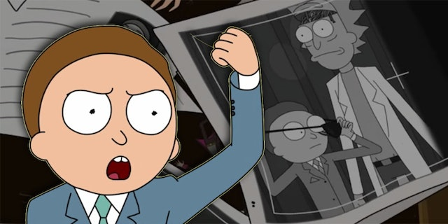 This Rick and Morty Fan Theory Explains Who Evil Morty Really Is