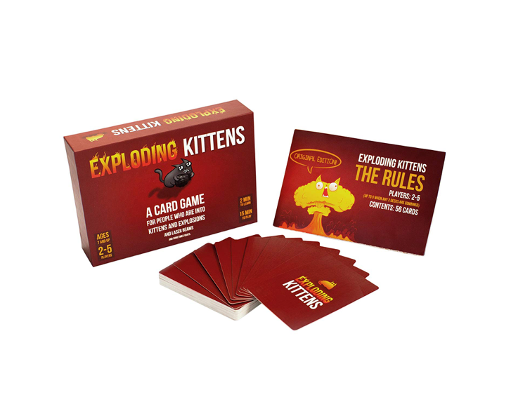 This explosively fun card game