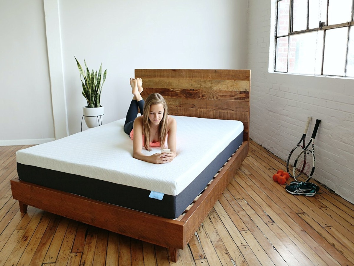 This mattress you'll want to chill on after a long day