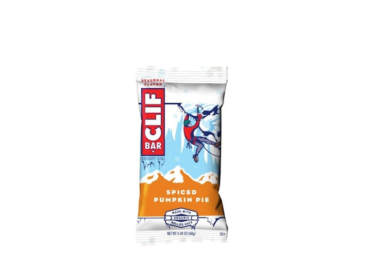 These spice-y Clif Bars for people on the go