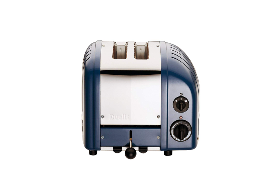 An old-school toaster