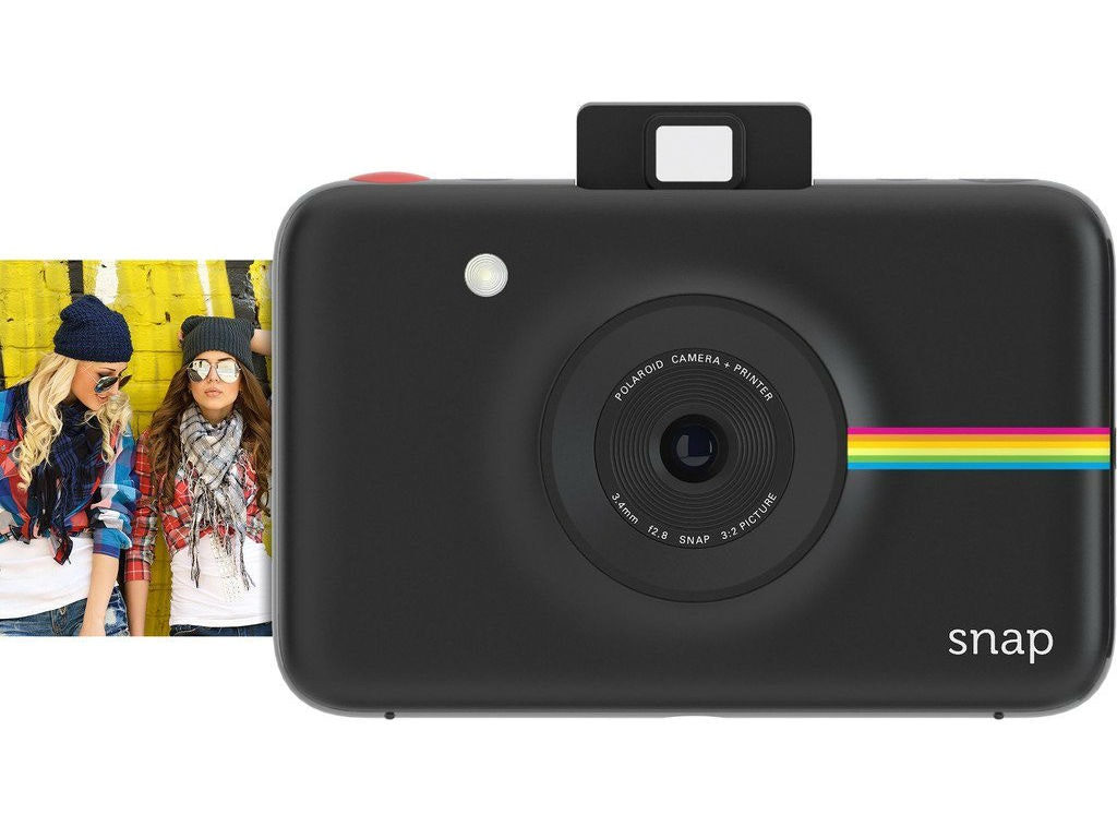 This Polaroid camera that prints out your memories as they happen