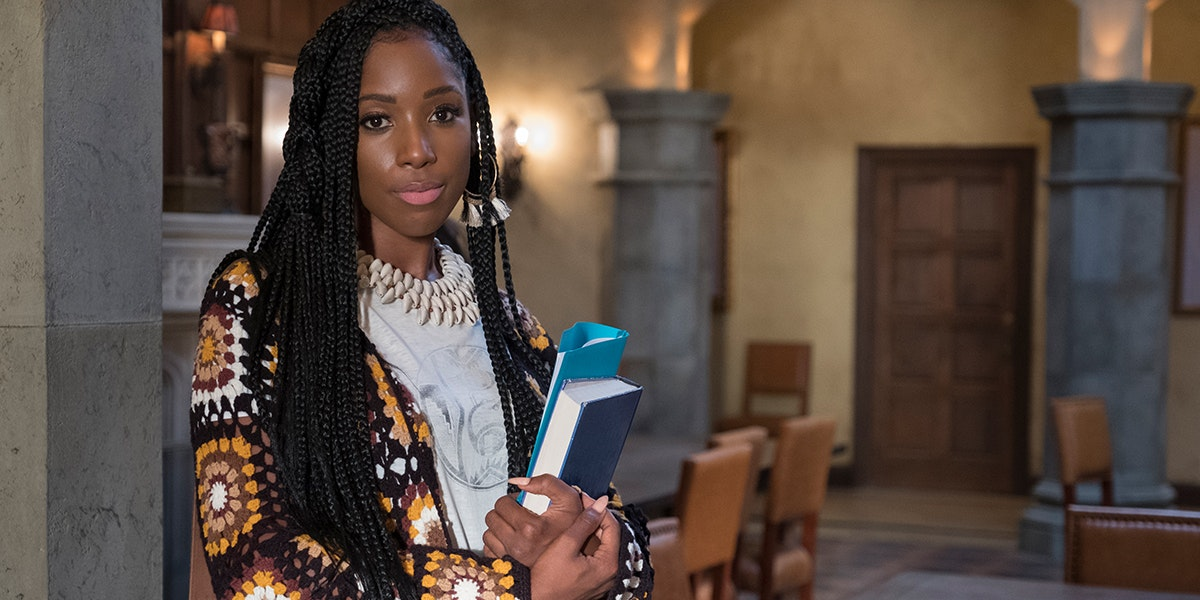 This Is the One Thing You Need to Know About Dear White People, Says Its Star