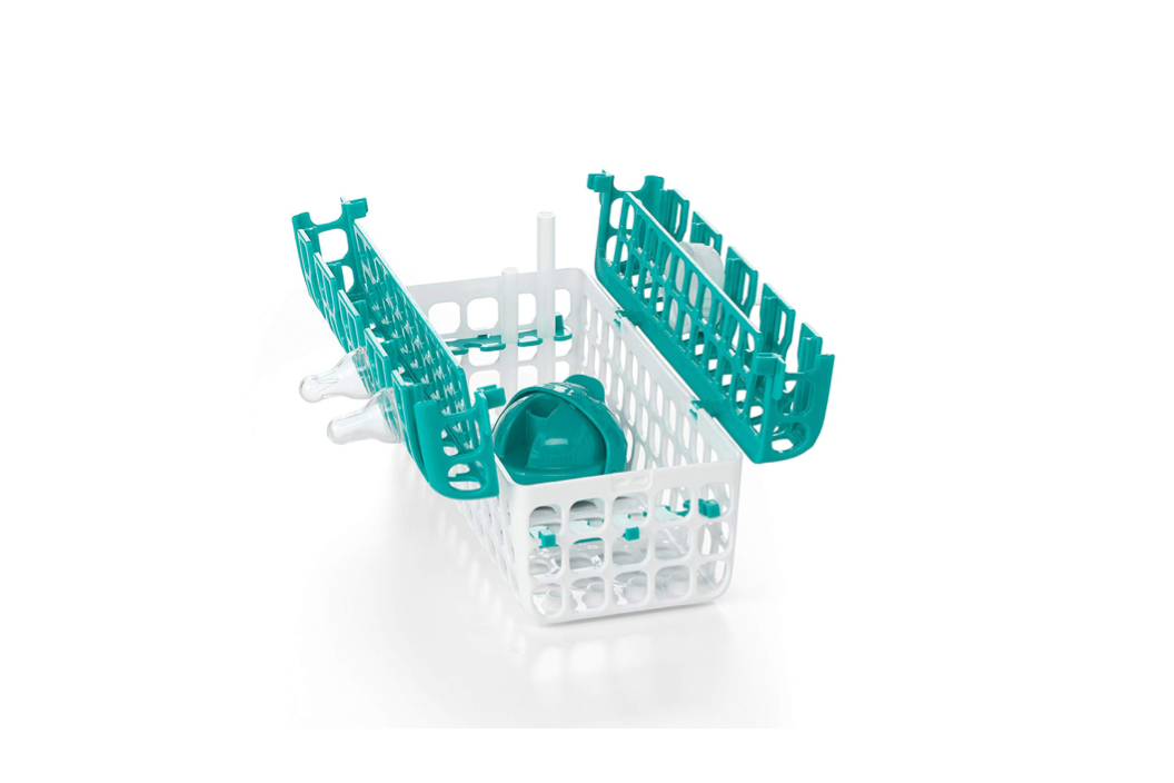 This dishwasher cage for bottles