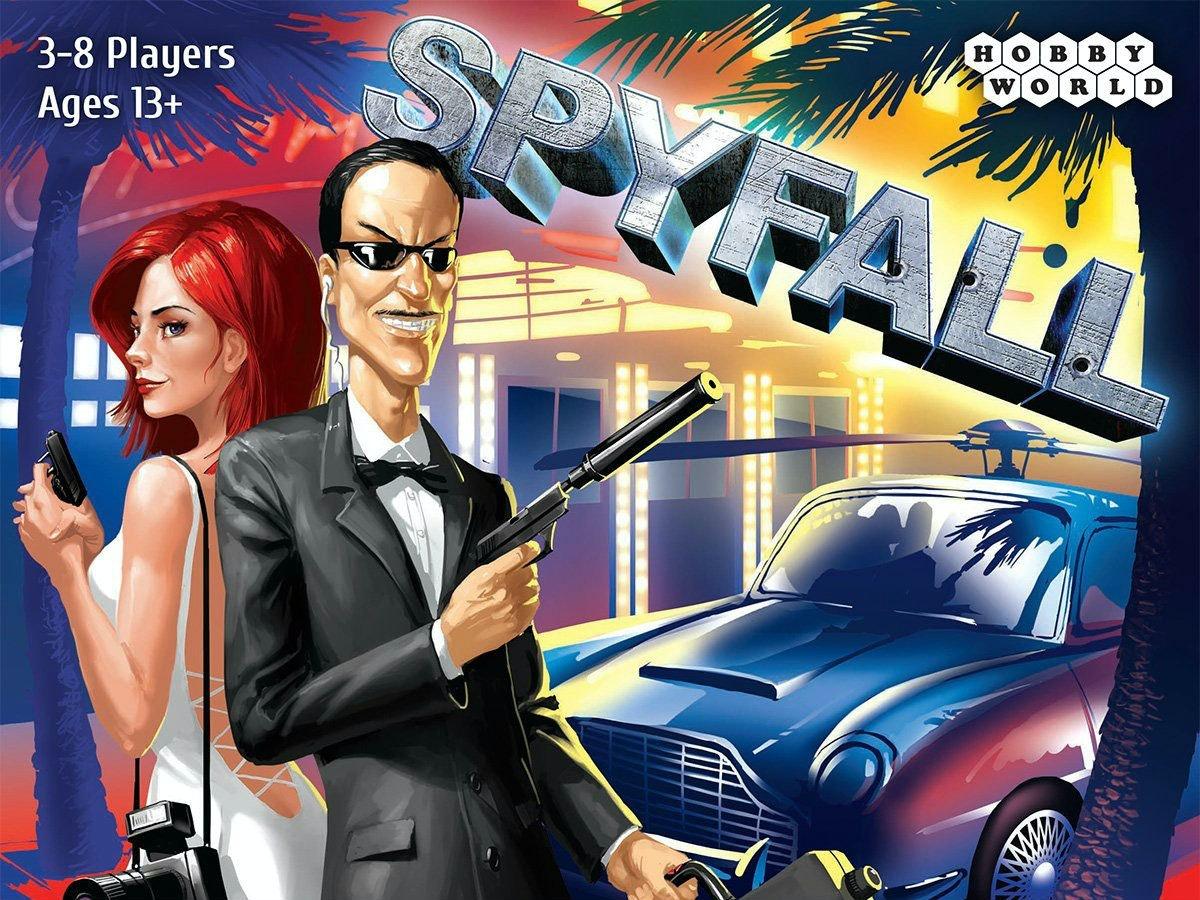 Thisfun spin on the classic game of Mafia