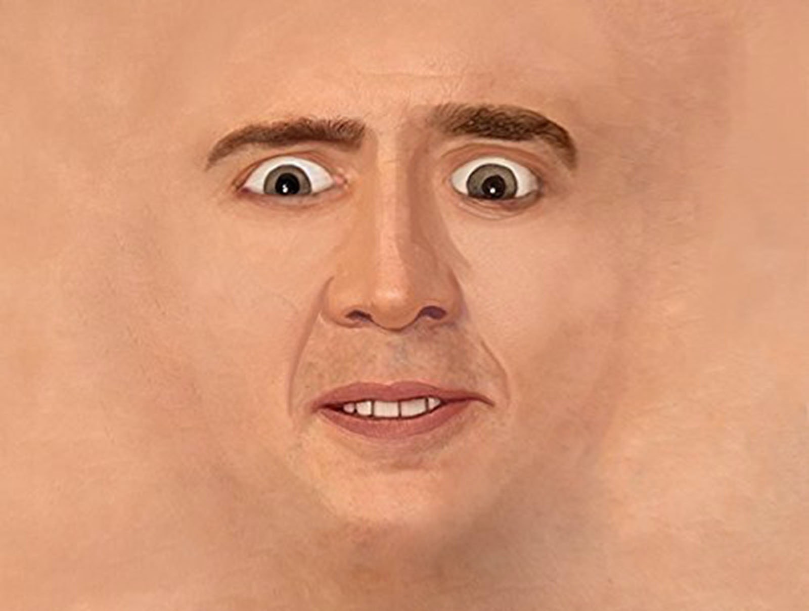 This horrifying-yet-captivating Nic Cage magnet