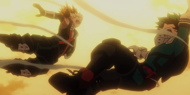How to Stream 'My Hero Academia: Heroes Rising' Online Right Now