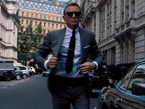 'No Time to Die': Watch the First Trailer for the Upcoming James Bond Movie