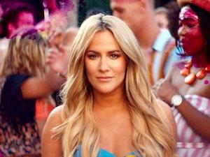 'Love Island' Host Caroline Flack Exits Show After Assault Charge