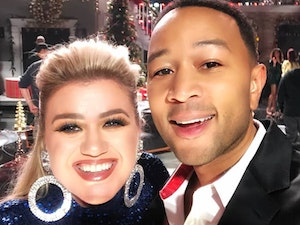 Biggest Celebrity Instagram Photos of the Day: John Legend and Shangela