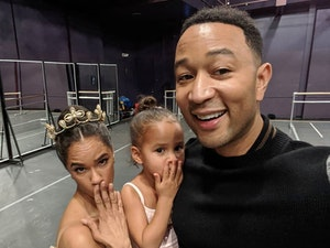 Today's Most-Liked Instagram Photos: John Legend and Beyoncé