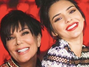 Kris Jenner Has Today's Most-Liked Kardashian Instagram Photos -- Thanks to Kendall Jenner's Birthday!