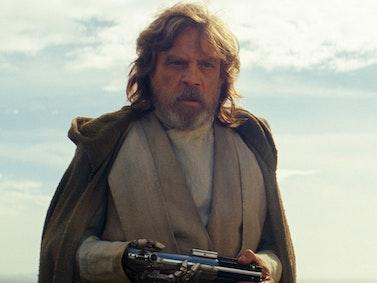 Star Wars Fan Theory: Did Luke Skywalker Die Before 'The Last Jedi'?