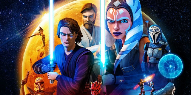 How to Watch 'Star Wars: The Clone Wars' Season 7, Streaming Online