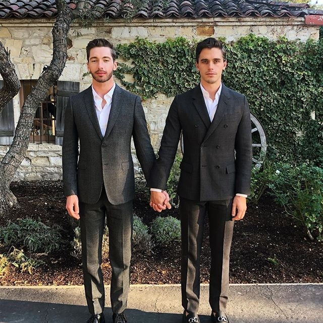 Best Celebrity Instagram Photos Tonight: Antoni Porowski and Willam