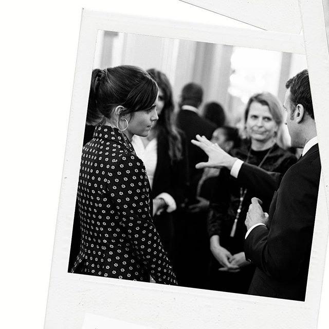 Best Celebrity Instagram Photos Today: Emma Watson and Dwayne The Rock Johnson
